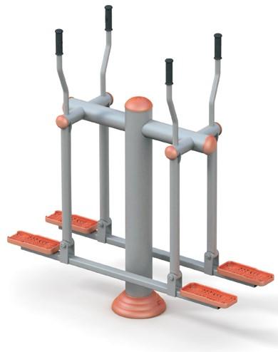 Aparat fitness tip SKI pentru  picioare si solduri