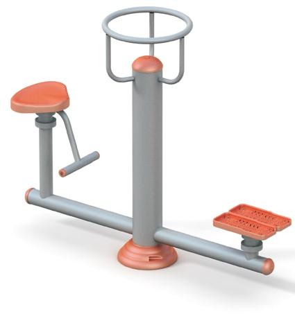 Aparat fitness pentru abdomen si talie