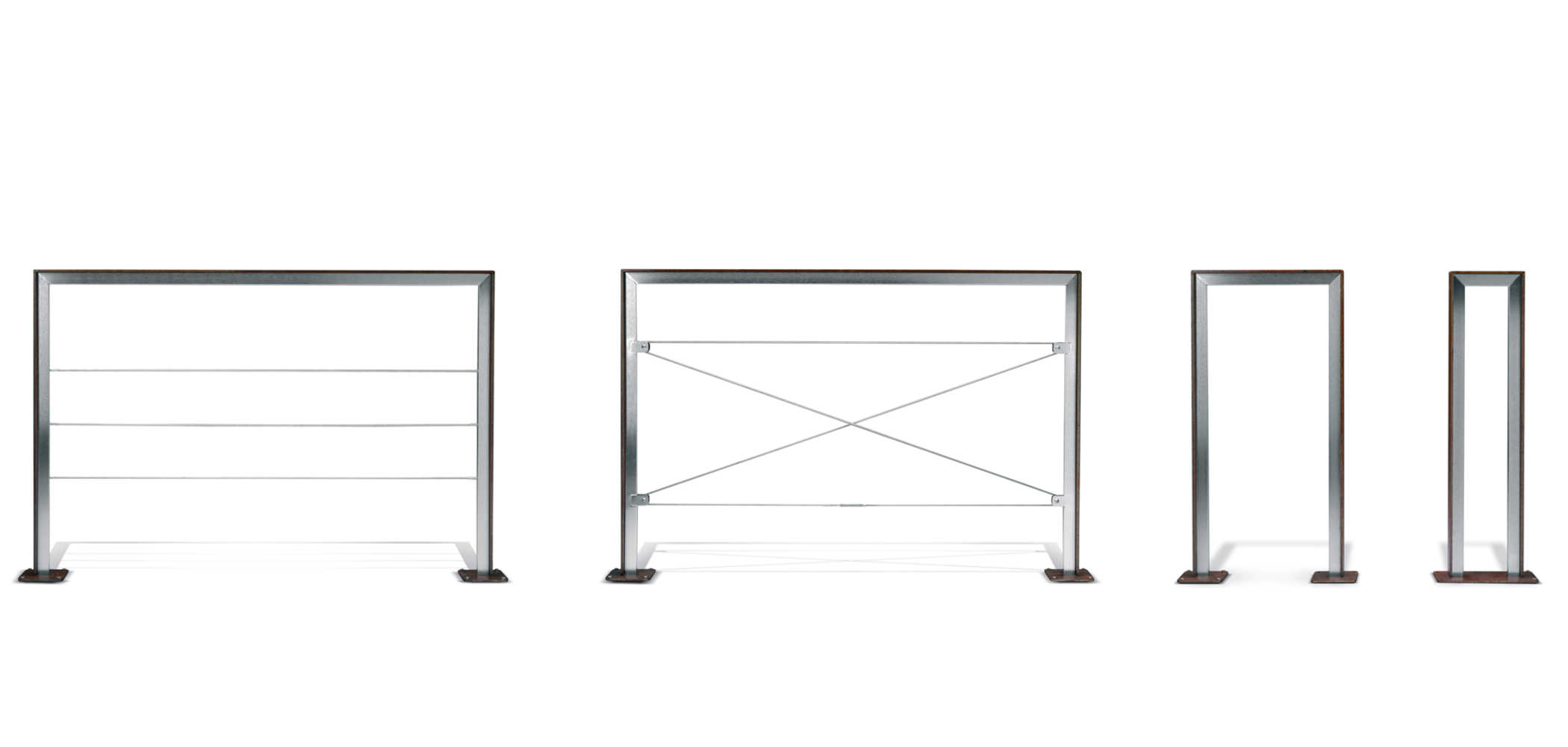 VERSO P-X-490-240 BARRIERS