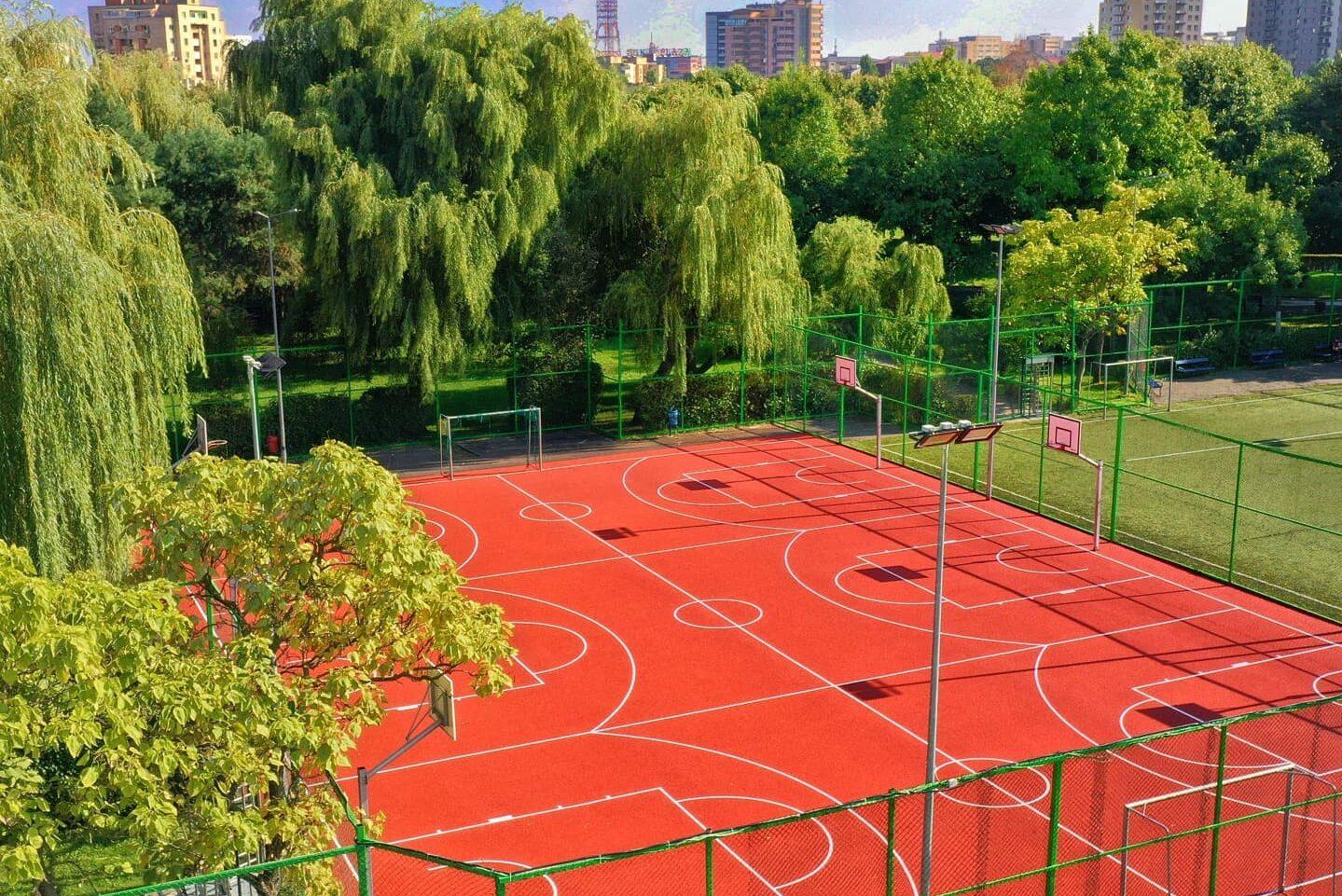 Terenuri sport Lumea Copiilor